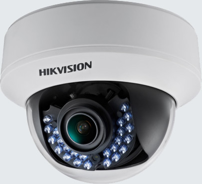 HikVision Turbo Dome Camera